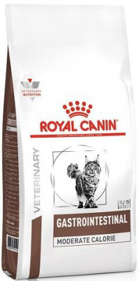 Royal Canin Gastro Moderate Calorie Ветеринарная диета для кошек 2 кг
