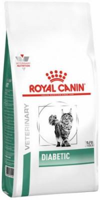 Лечебный корм Royal Canin Diabetic для кошек при сахарном диабете 400 г