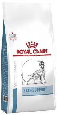 Royal Canin Skin Support для собак дерматоз и выпадение шерсти 2 кг
