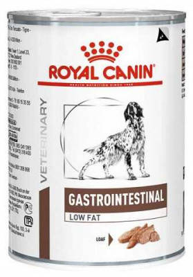 Лечебный влажный корм Royal Canin Gastro Intestinal Low Fat консерва 410 г, фото 2