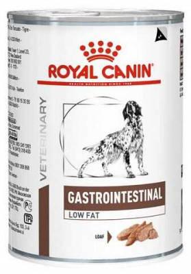 Лікувальний вологий корм Royal Canin Gastro Intestinal Low Fat консерва 410 г, фото 2