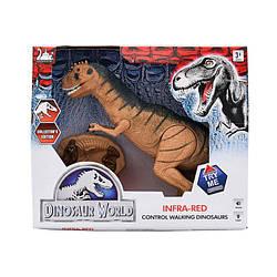 Іграшковий динозавр на радіокеруванні,світло,звук,х