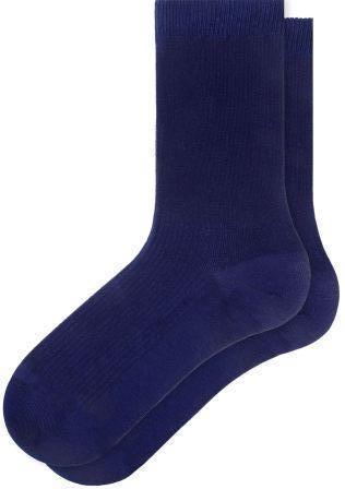 Носки мужские рельефные Bross синие