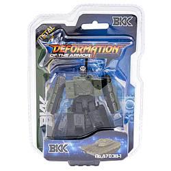 Трансформер A7037-38-39-1-2 (72шт) 8см, робот+воєн