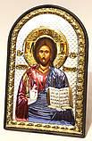 Ікона 7,9х12 емаль Греція, фото 2