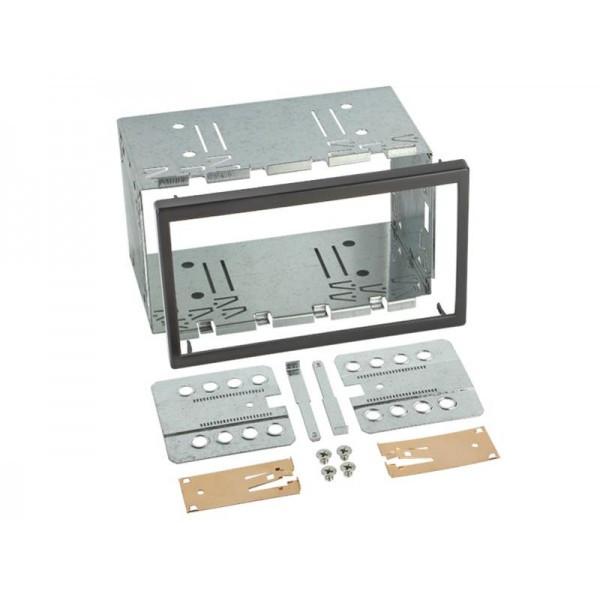 Універсальний набір для кріплення 2 DIN магнітол Carav 14-004