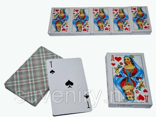 Большой выбор игральных карт и иных сувениров оптом в Украине