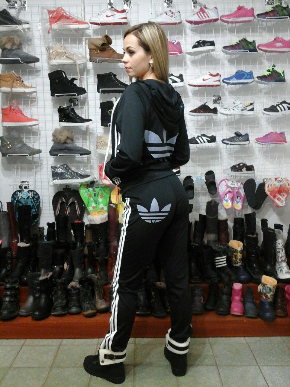7fe1068b Женский спортивный костюм ADIDAS адидас с капюшоном недорого купить ...