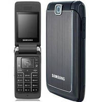 "Мобильный телефон Samsung s3600 Black раскладушка 880 мАч TFT 2.2"""