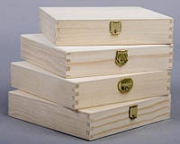 Сувенирная упаковка, деревянная упаковка