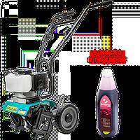 Мотокультиватор Sadko T-240, 2-х тактный двигатель, бензин, 1.7 л.с., фото 1