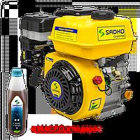 Двигатель бензиновый Sadko GE200 (масл. фильтр), 6.5 л.с. БЕЗКШОТОВНА ДОСТАВКА!, фото 1