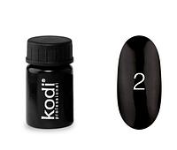 Гель краска №2 4мл Kodi