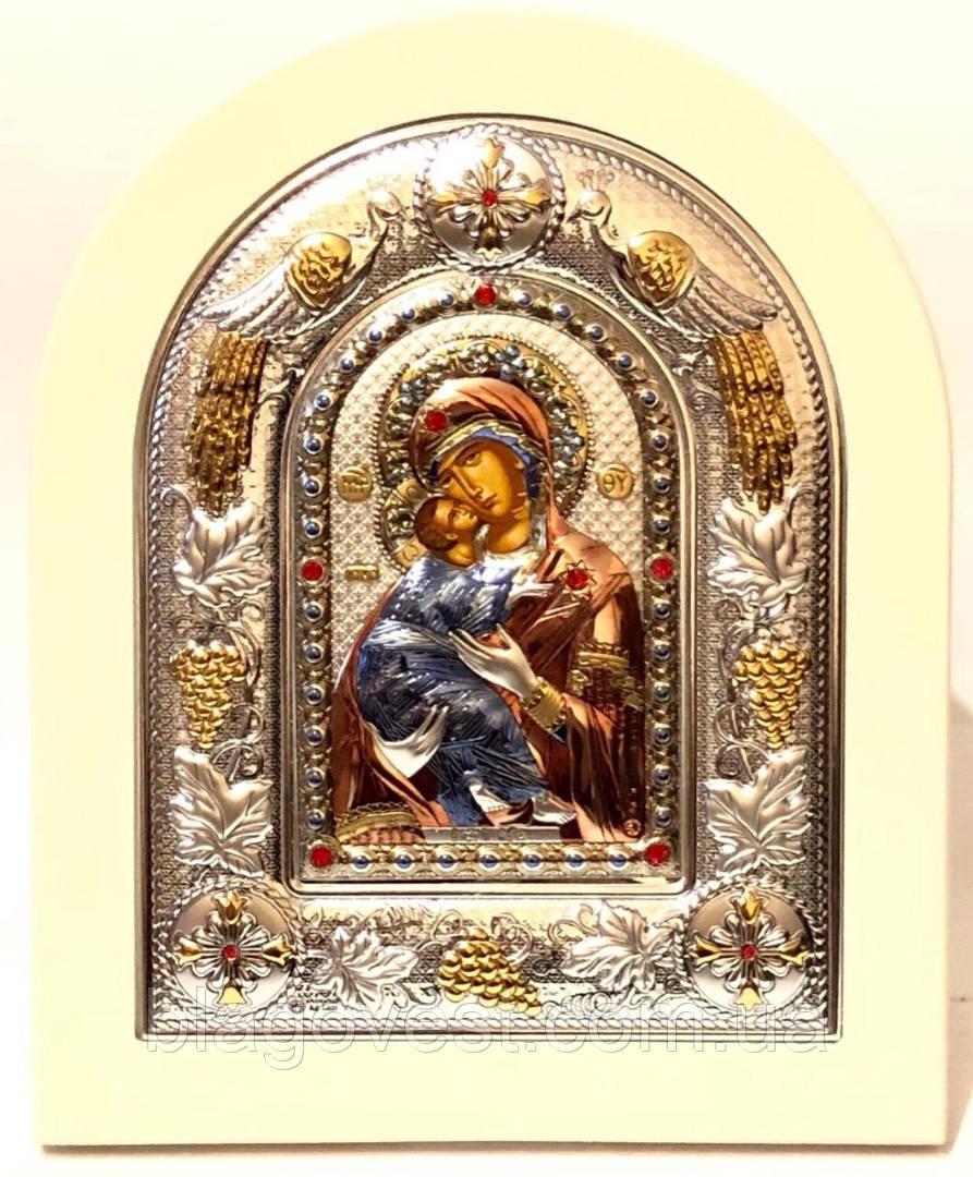 Икона Владимирская 18х22