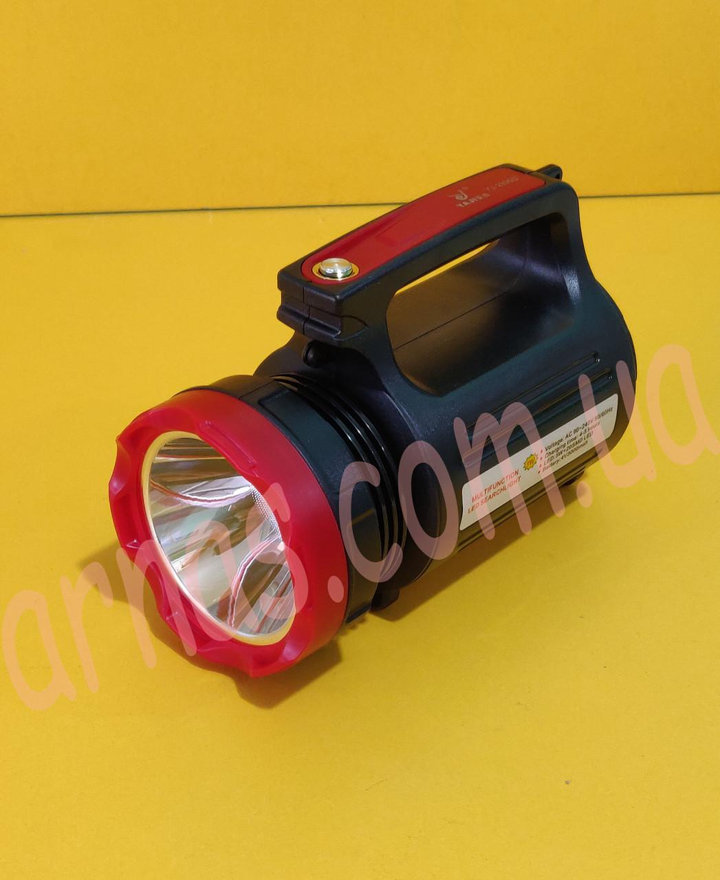 Акумуляторний ліхтар з боковим світлом YJ-2895U