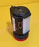 Акумуляторний ліхтар з боковим світлом YJ-2895U, фото 2