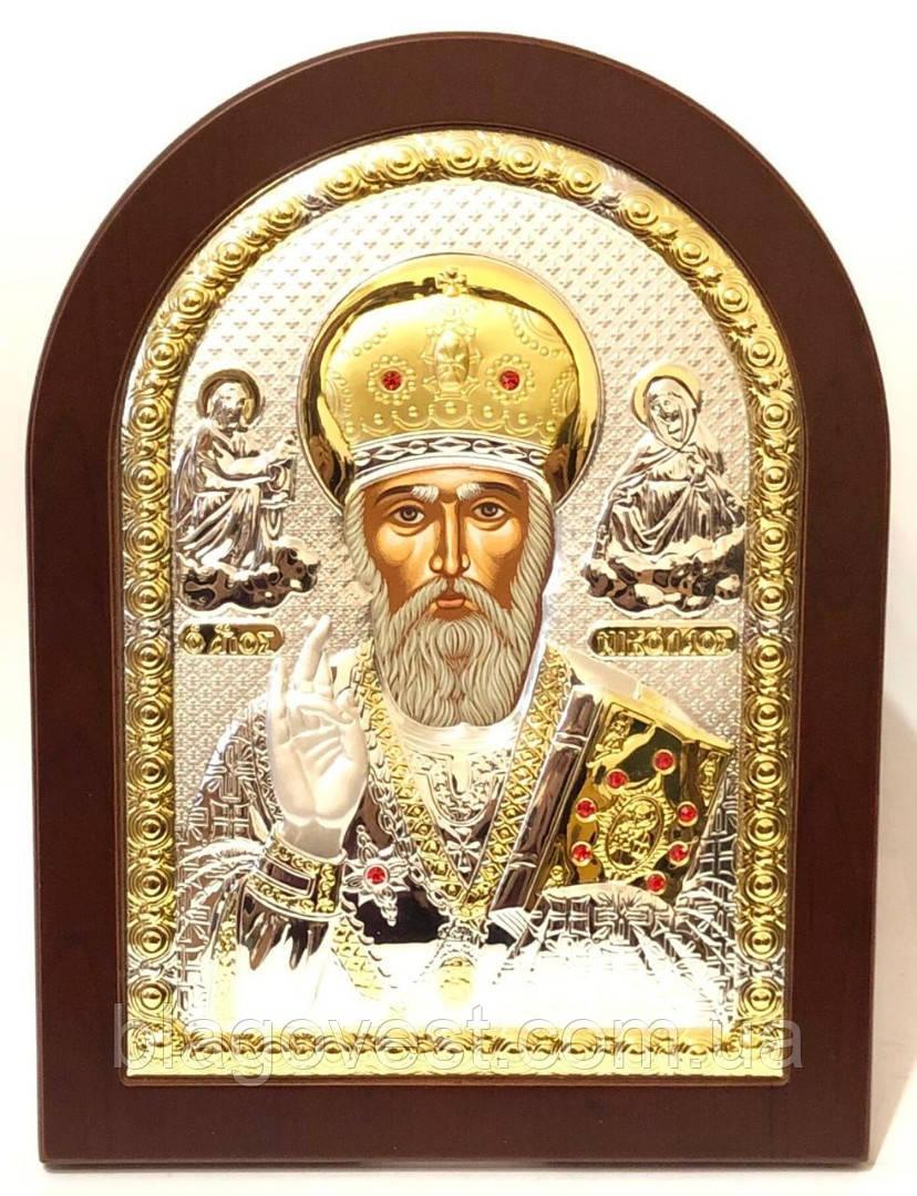 Икона св. Николай 24х26