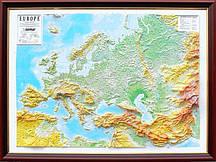 Высокообъемная панорама ЕВРОПА 120*88 см Testplay 0268