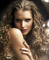 Французское  мелирование волос