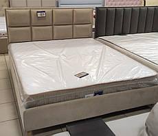 Новинка ! Качественная , современная кровать. Каркас из натурального дерева