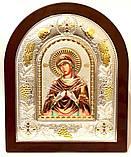 Икона Семистрельная 24х29 эмаль, фото 2