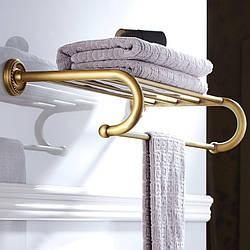 Вешалка для полотенец в ванную комнату. Модель RD-54249