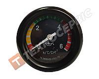 Указатель давления масла ГАЗ-66-01, 66-11, 66-40, 5903, УРАЛ-4322, 5323, КАМАЗ-4310,4410, ЗиЛ-130 (0-6кгс/см2), фото 1