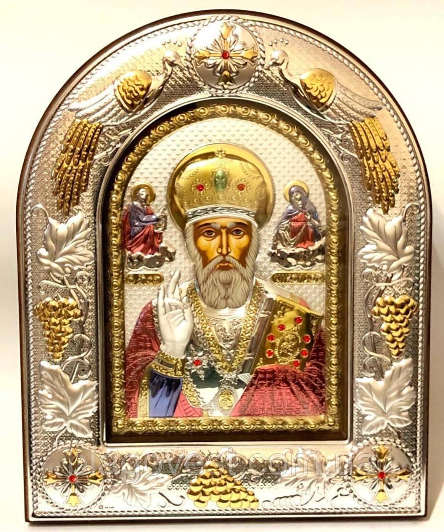 Ікона св. Микола 26х33