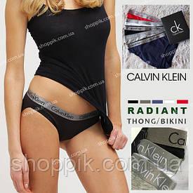 Женские трусики слипы Calvin Klein Radiant 1 штука