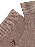 Носки укороченные Bross с эмблемкой Светло-коричневый, фото 2