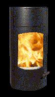 Піч-камін Austroflamm Koko Xtra, фото 1