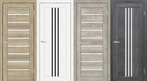 Двери межкомнатные тм DOORS коллекции SMART