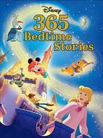 Книга Disney 365 Bedtime Stories на английском языке 365 сказок на ночь (9781368018210)