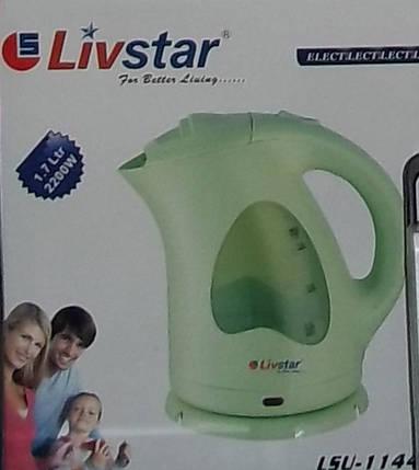 Чайник Электрический Livstar LSU-1144, 1.7 л., фото 2