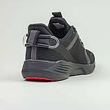 Кроссовки BaaS 7061-1 М 579247 Черные, фото 4