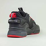 Кроссовки BaaS 7090-1 М 579249 Черные, фото 8