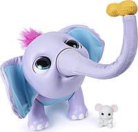 Интерактивная игрушка Spin Master Слоненок Juno
