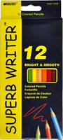Карандаши цветные MARCO 12 цветов №4100-12CB superb writer