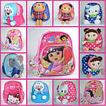 Детские рюкзаки с плюшевой игрушкой и рюкзаки для дошкольников .