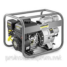 Мотопомпа Karcher для грязной воды бензиновая WWP 45 , 45м3/ч, 36кг
