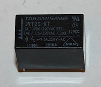 Реле электромеханическое  JV12S-KT;  12VDC