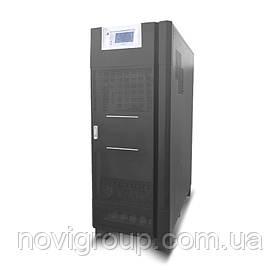 ДБЖ ONLine 3-ФАЗНИЙ RITAR GP-33-30KVA, 384Vdc, під зовнішнім AKB (830'402'1050), 223кг