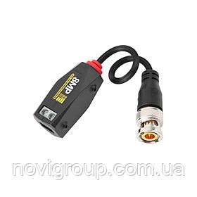 Пасивний приймач відеосигналу 8MP AHD / CVI / TV / CVBSI, 720P / 960P / 1080P - 400/200 метрів, під затиск без