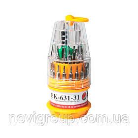 Набір викруток BAKKU BK-631-31, 30 в1