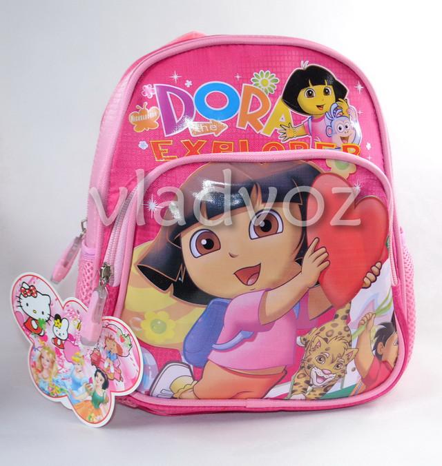 дора рюкзак детский