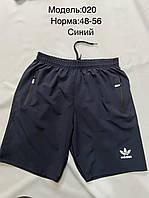 Шорты мужские плащевые Adidas размер норма 48-56, цвет уточняйте при заказе