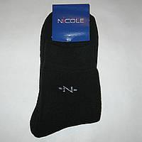 Мужские махровые носки Nicole - 11.50 грн./пара (черные)
