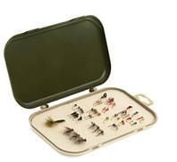 Коробка для мормышек  Aquatech 2100 с мягким вкладышем