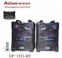 Акустика Система UF-1531 BT AiLiANG 2.0 (1PR)