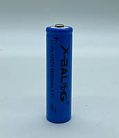 Акумулятор X-BAIL LI-ON 18650-1 BLUE (600шт)